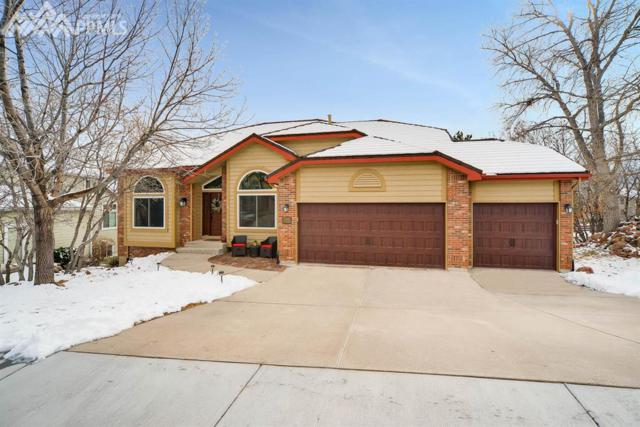 2565 Edenderry Drive, Colorado Springs, CO 80919 (#3645729) :: The Hunstiger Team