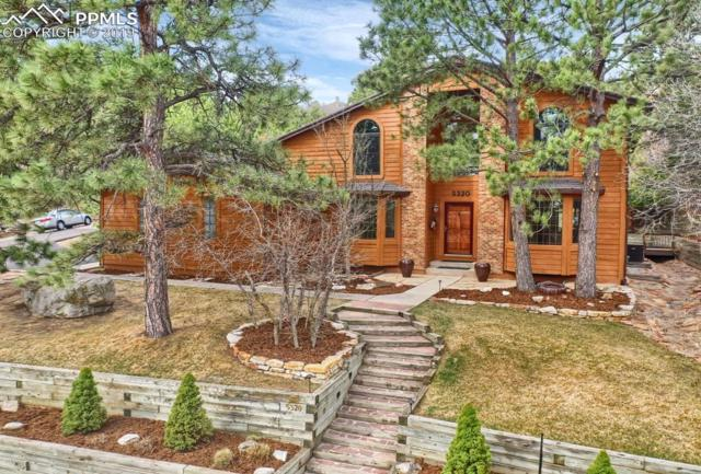 5320 W Cliff Point Circle, Colorado Springs, CO 80919 (#3647578) :: The Daniels Team