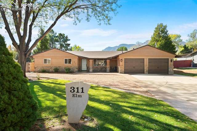 311 Elm Circle, Colorado Springs, CO 80906 (#3647843) :: The Treasure Davis Team