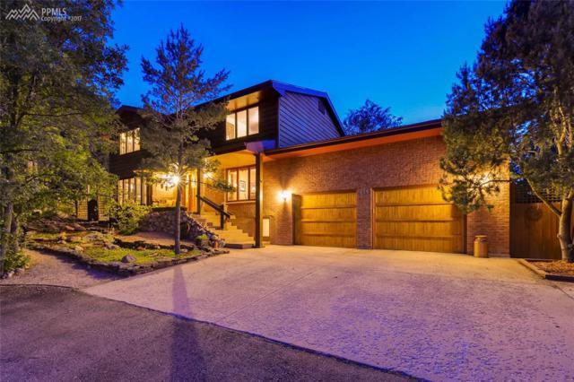 425 W Woodmen Road, Colorado Springs, CO 80919 (#3647994) :: Jason Daniels & Associates at RE/MAX Millennium