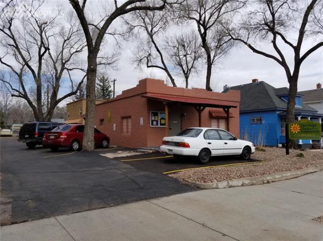 2828 W Colorado Avenue, Colorado Springs, CO 80904 (#3649930) :: Jason Daniels & Associates at RE/MAX Millennium