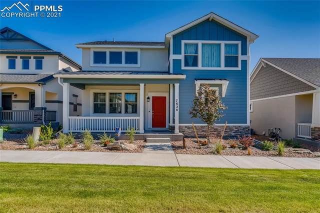 7620 Dilly Dally Way, Colorado Springs, CO 80923 (#3652080) :: Action Team Realty
