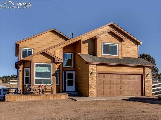 19595 Campbell Road, Colorado Springs, CO 80908 (#3653913) :: Action Team Realty