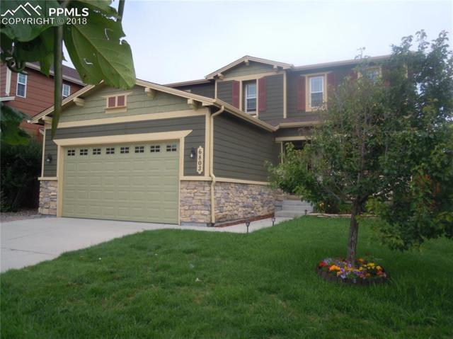 6803 Silverwind Circle, Colorado Springs, CO 80923 (#3654629) :: Jason Daniels & Associates at RE/MAX Millennium
