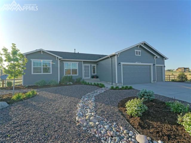 11498 Lobo Peak Drive, Peyton, CO 80831 (#3659070) :: Fisk Team, RE/MAX Properties, Inc.