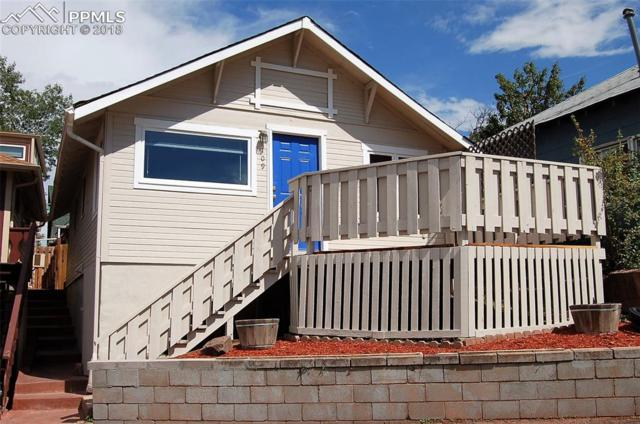 109 Elk Path, Manitou Springs, CO 80829 (#3659963) :: Jason Daniels & Associates at RE/MAX Millennium