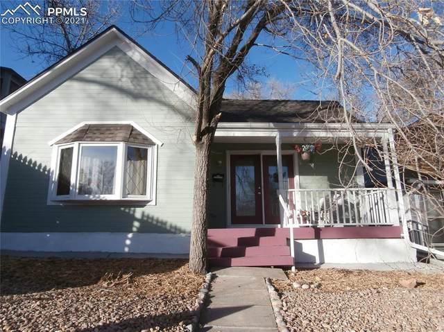 620 W Kiowa Street, Colorado Springs, CO 80905 (#3665076) :: The Artisan Group at Keller Williams Premier Realty