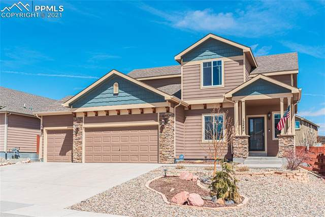 12444 Mount Bross Place, Peyton, CO 80831 (#3665087) :: Re/Max Structure