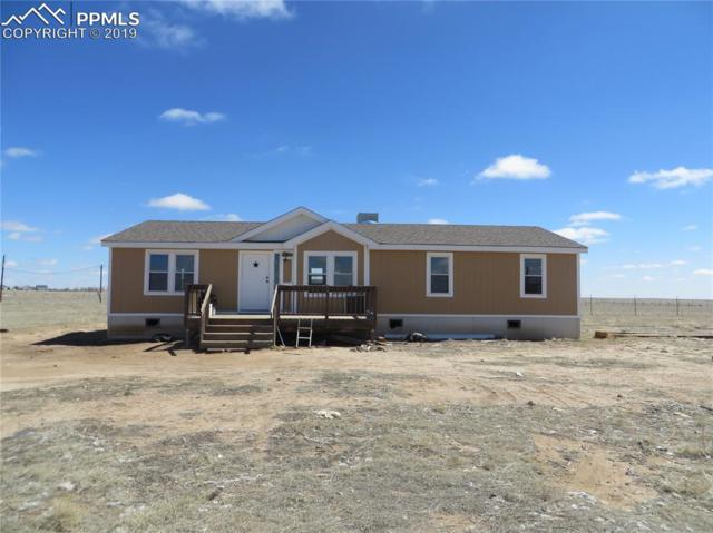 7855 Edison Road, Yoder, CO 80864 (#3666554) :: Action Team Realty