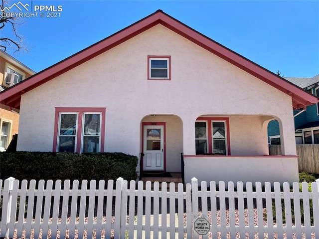 239 N Franklin Street, Colorado Springs, CO 80903 (#3666816) :: Fisk Team, RE/MAX Properties, Inc.