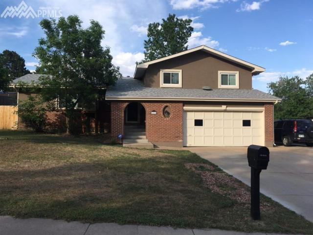 2575 Sierra Drive, Colorado Springs, CO 80917 (#3666893) :: The Peak Properties Group
