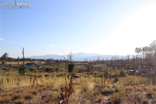 13185 W Ravine Drive, Colorado Springs, CO 80908 (#3667092) :: The Kibler Group