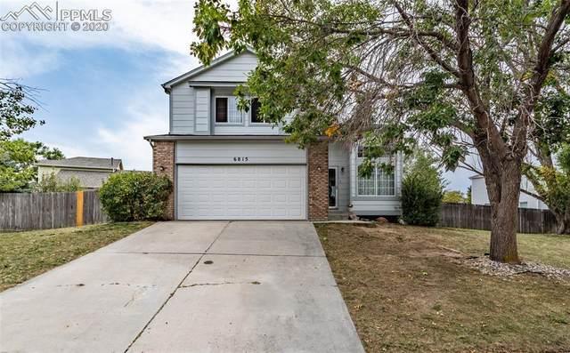 6815 Quarter Circle Road, Colorado Springs, CO 80922 (#3667494) :: Finch & Gable Real Estate Co.