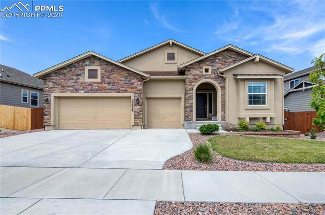 12638 Culebra Peak Drive, Peyton, CO 80831 (#3667992) :: Tommy Daly Home Team