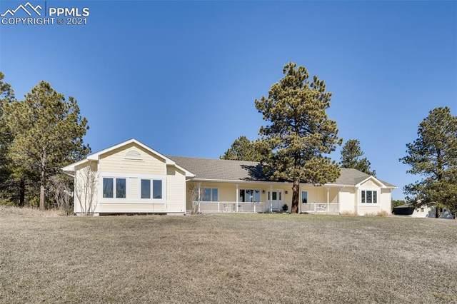15180 W Coachman Drive, Colorado Springs, CO 80908 (#3672041) :: Fisk Team, eXp Realty