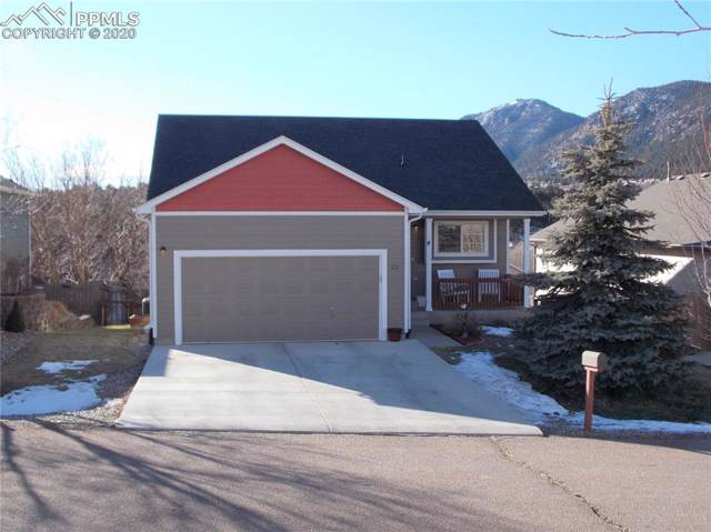25 Sailing Way, Palmer Lake, CO 80133 (#3672136) :: Jason Daniels & Associates at RE/MAX Millennium