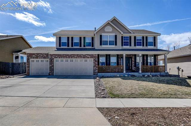 7113 Gardenstone Drive, Colorado Springs, CO 80922 (#3672266) :: The Treasure Davis Team | eXp Realty
