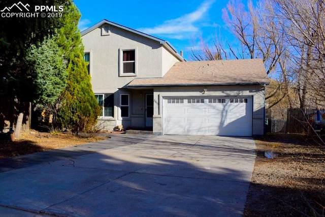 3615 Cragwood Drive, Colorado Springs, CO 80907 (#3674159) :: Harling Real Estate