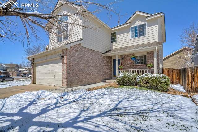 3431 E 105th Court, Northglenn, CO 80233 (#3674899) :: CC Signature Group