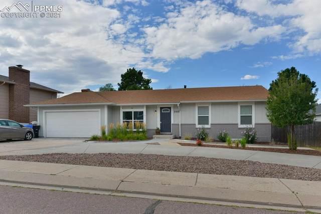 2605 Maroon Bells Avenue, Colorado Springs, CO 80918 (#3678212) :: Tommy Daly Home Team