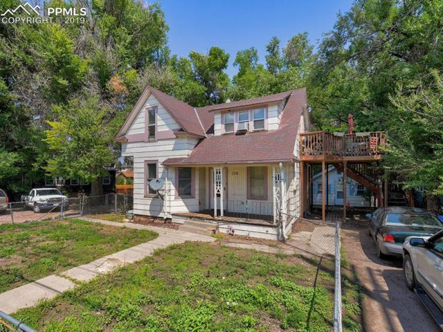 126 E Brookside Street, Colorado Springs, CO 80905 (#3678847) :: CC Signature Group