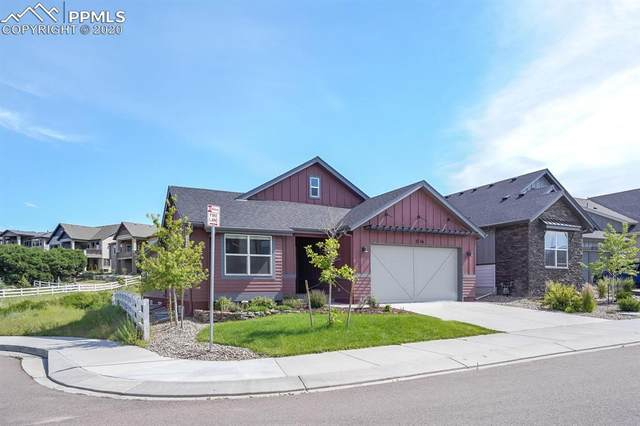 1136 Man O'war Way, Colorado Springs, CO 80921 (#3680312) :: Finch & Gable Real Estate Co.