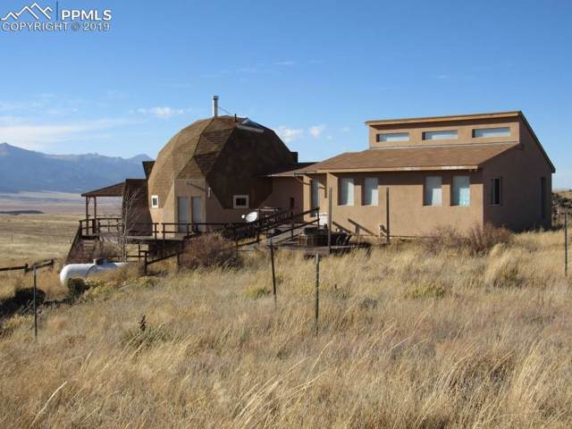 2530 County 305 Road, Westcliffe, CO 81252 (#3684004) :: The Treasure Davis Team