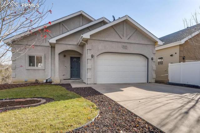 905 Columbine Avenue, Colorado Springs, CO 80904 (#3686742) :: The Peak Properties Group