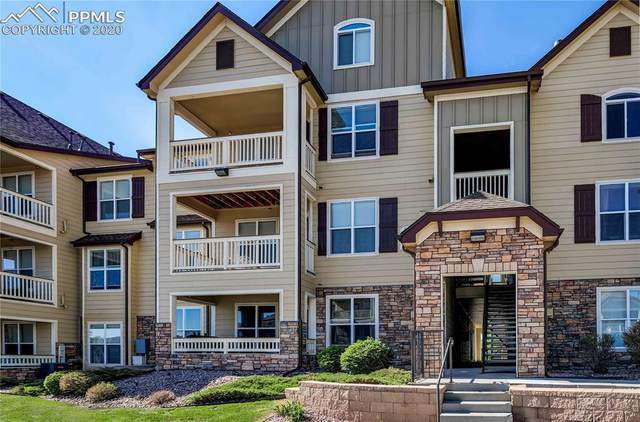 5354 Palomino Ranch Point #203, Colorado Springs, CO 80922 (#3688365) :: Action Team Realty