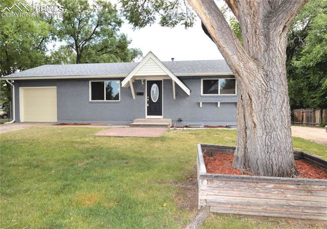 229 Cunningham Drive, Colorado Springs, CO 80911 (#3690657) :: Colorado Home Finder Realty
