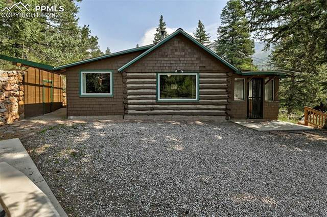 4630 Fountain Avenue, Cascade, CO 80809 (#3693099) :: Finch & Gable Real Estate Co.