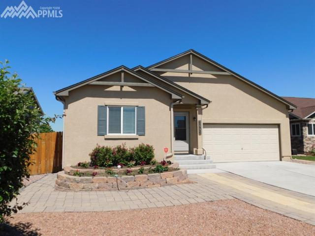 6206 Silver Nugget Drive, Colorado Springs, CO 80923 (#3695721) :: The Treasure Davis Team