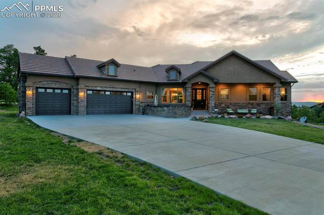 16332 Timber Meadow Drive, Colorado Springs, CO 80908 (#3698475) :: CC Signature Group