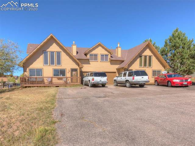 520 Forest Edge Circle A & B, Woodland Park, CO 80863 (#3698834) :: 8z Real Estate