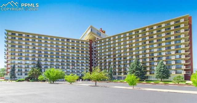 411 Lakewood Circle C301, Colorado Springs, CO 80910 (#3701859) :: Finch & Gable Real Estate Co.