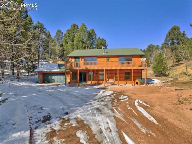 185 Pamona Lake Drive, Divide, CO 80814 (#3707687) :: CC Signature Group