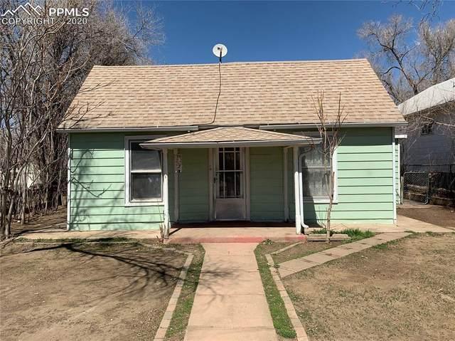 926 E Moreno Avenue, Colorado Springs, CO 80903 (#3707797) :: Venterra Real Estate LLC
