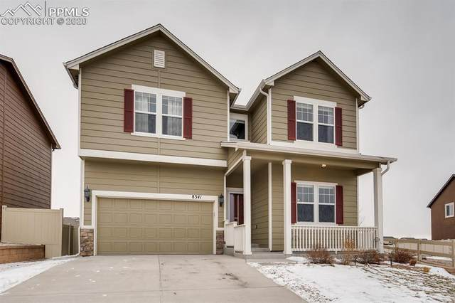 8341 Needle Drop Court, Colorado Springs, CO 80908 (#3711980) :: HomePopper