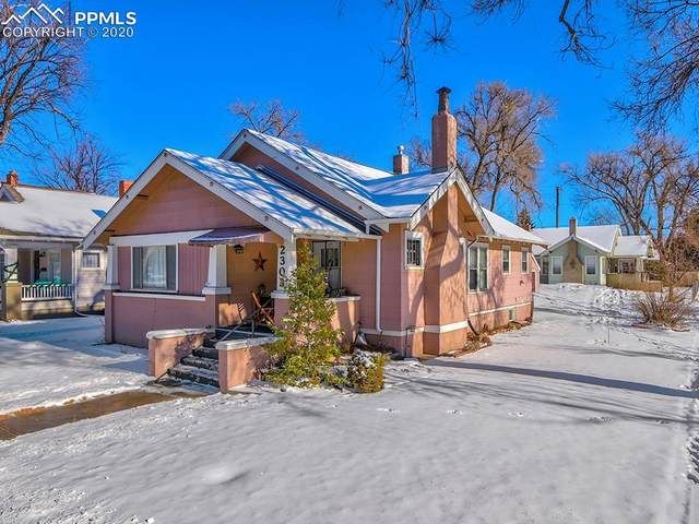 2303 N Nevada Avenue, Colorado Springs, CO 80907 (#3712280) :: The Dixon Group