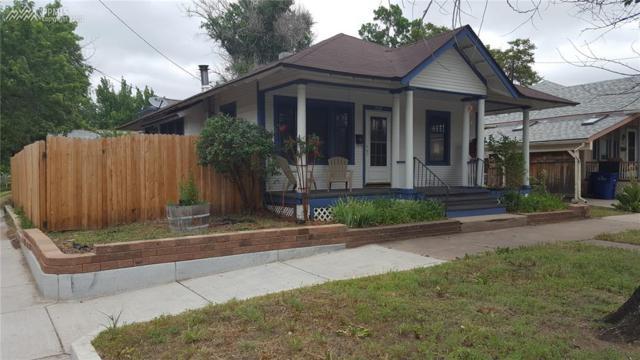 802 E St Vrain Street, Colorado Springs, CO 80903 (#3713666) :: RE/MAX Advantage