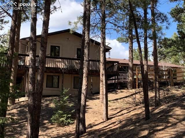 2555 Stagecoach Road, Colorado Springs, CO 80921 (#3713740) :: 8z Real Estate