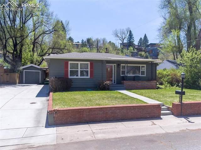 110 Trout Avenue, Colorado Springs, CO 80906 (#3717892) :: The Kibler Group
