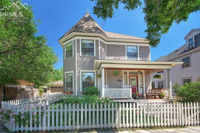 112 E Washington Street, Colorado Springs, CO 80907 (#3718093) :: The Peak Properties Group