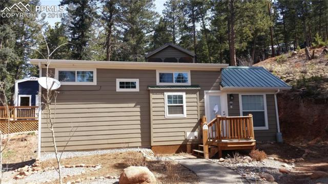 19253 Highway 24 Highway Lot 35, Woodland Park, CO 80863 (#3721580) :: Tommy Daly Home Team