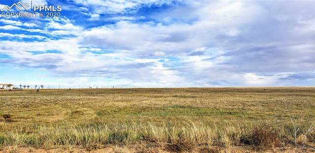 TBD N Yoder Road, Calhan, CO 80808 (#3722140) :: Tommy Daly Home Team