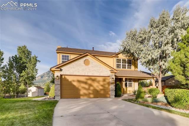 4448 White Oak Court, Colorado Springs, CO 80906 (#3723226) :: The Peak Properties Group