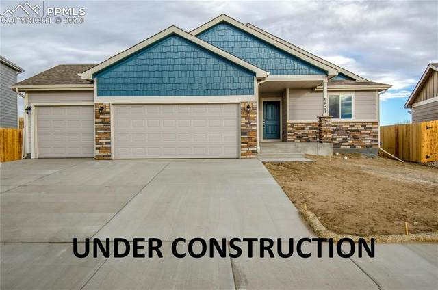 5006 Janga Drive, Colorado Springs, CO 80924 (#3723481) :: The Treasure Davis Team