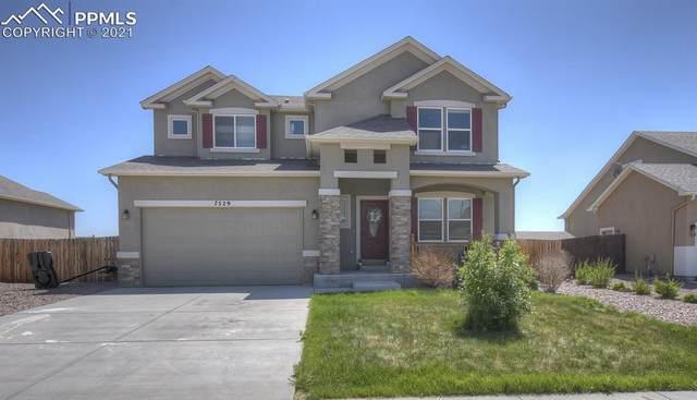 7529 Bonterra Lane, Colorado Springs, CO 80925 (#3723736) :: The Kibler Group