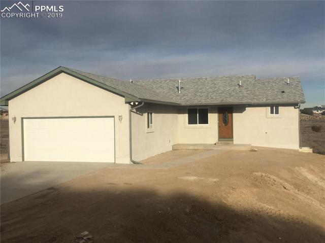 316 S Hidalgo Drive, Pueblo West, CO 81007 (#3724417) :: Action Team Realty