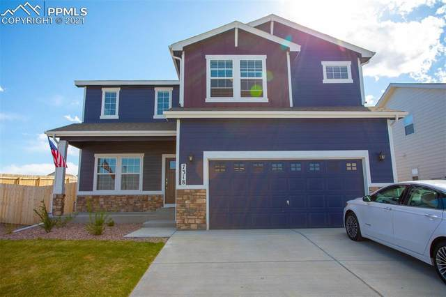 7318 Dutch Loop, Colorado Springs, CO 80925 (#3725100) :: Action Team Realty